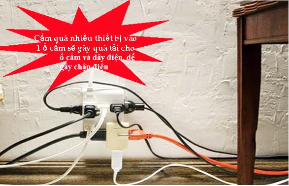 Dịch vụ sủa chập điện tại nhà
