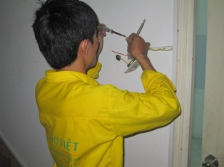 Thợ sửa điện sửa đường ống nước quận Bình Thạnh