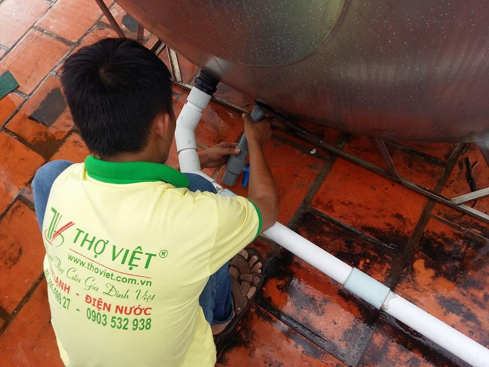 Thợ sửa ống nước chuyên nghiệp tại tphcm