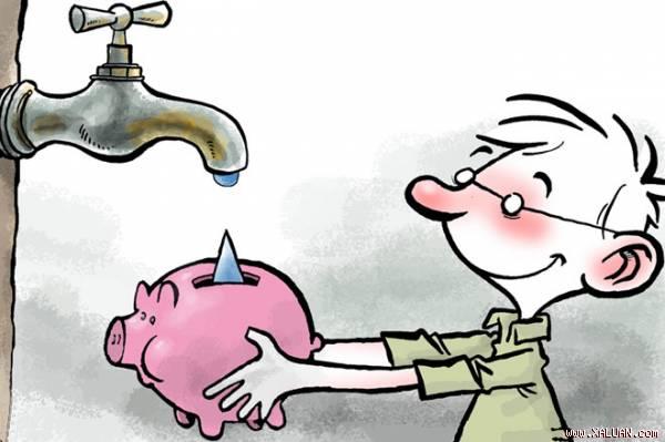 Thợ sửa ống nước tại nhà, tiết kiệm nước là tiết kiệm tiền