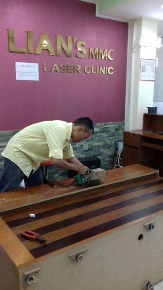 Thợ Việt cần tuyển thợ mộc sơn sửa đồ gỗ tại nhà TPHCM