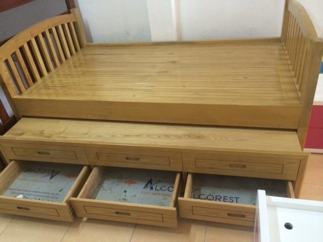 đóng mới đồ gỗ đóng mới giường gỗ