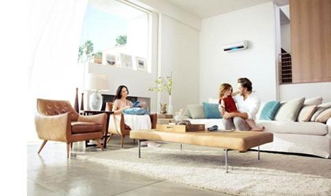 Cách tính công suất máy lạnh phù hợp với diện tích căn phòng