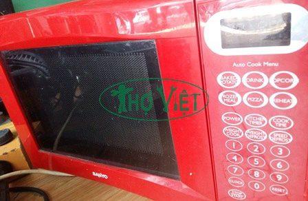 Sửa lò vi sóng đảm bảo an toàn cho người sử dụng
