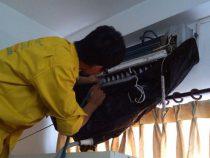 Dịch vụ vệ sinh máy lạnh quận Phú Nhuận
