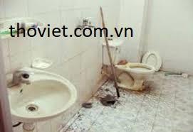 Nguyên nhân nhà vệ sinh bị hôi