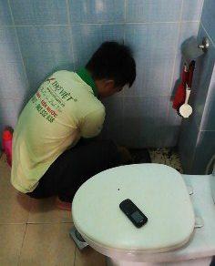 Chống thấm nhà vệ sinh triệt để