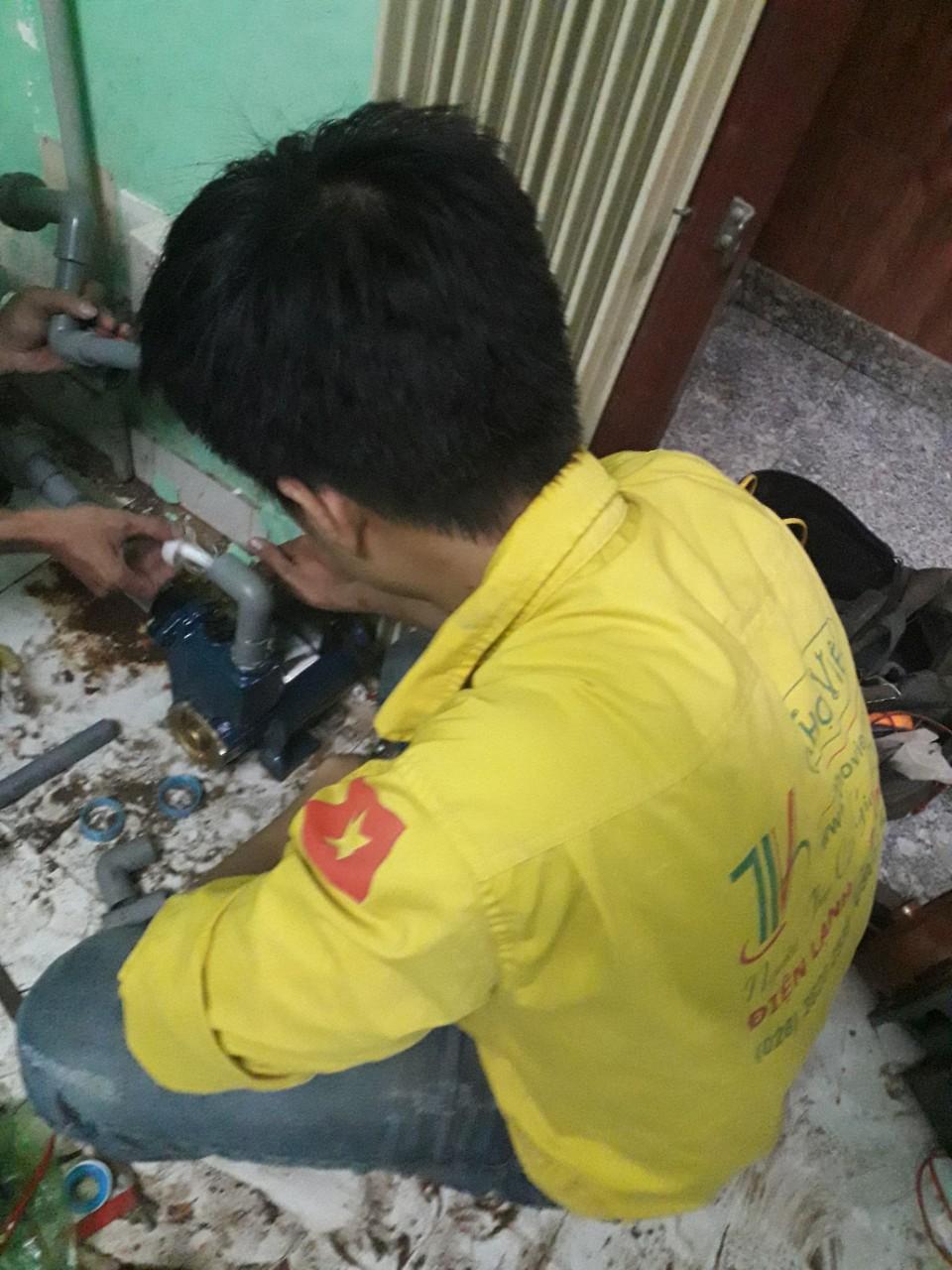 Chuyên nhận sửa máy bơm tại tphcm nhanh chóng