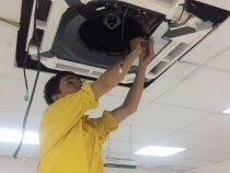 Thợ vệ sinh máy lạnh tại quận 2