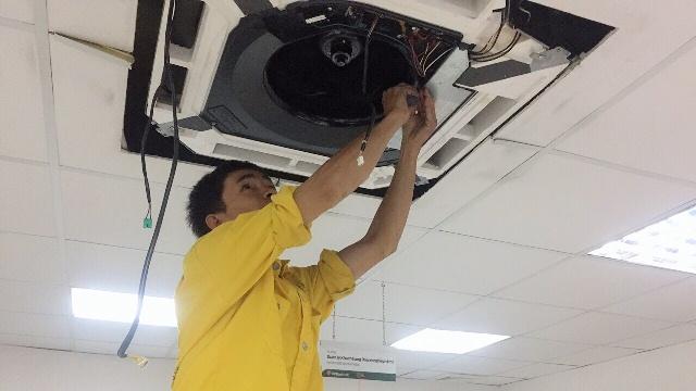 Dịch vụ vê sinh máy lạnh tại quận 6, thợ Vệ sinh điều hoà không khí giá rẻ