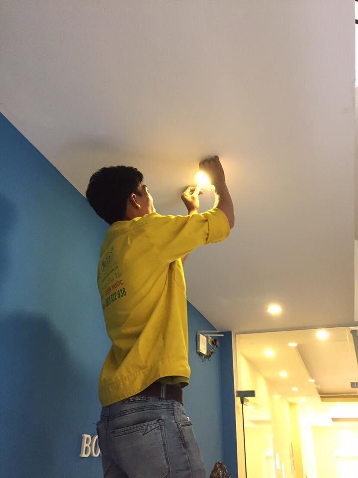 Thợ sửa điện tại quận Bình Tân chuyên nghiệp
