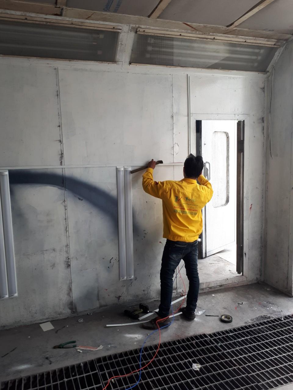 Thợ lắp đặt điện tại quận Gò Vấp