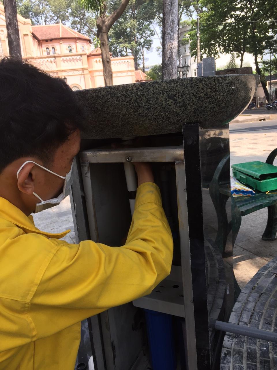 Cung cấp thợ lắp đặt ống nước tại quận 2