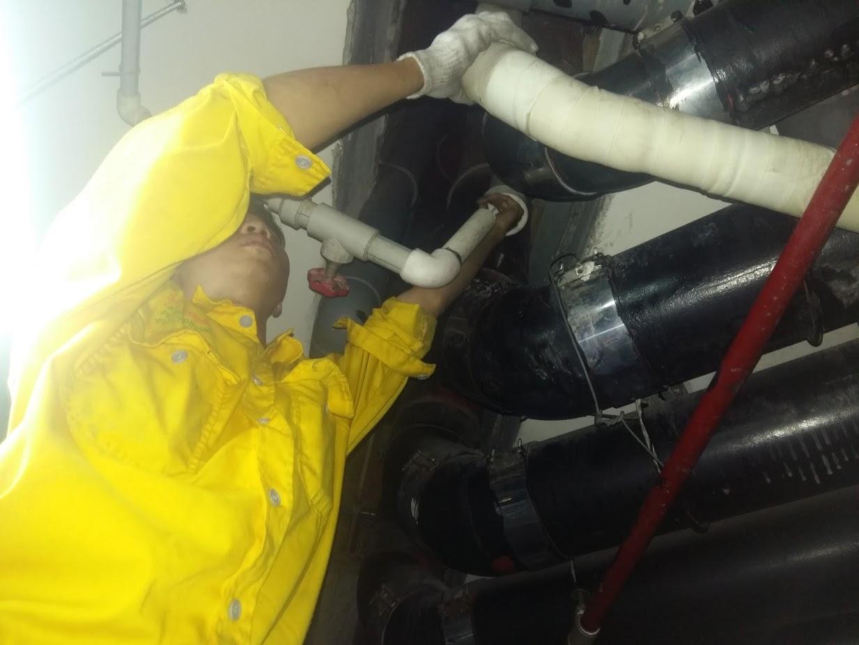 Cung cấp thợ sửa đường ống nước tại quận 6