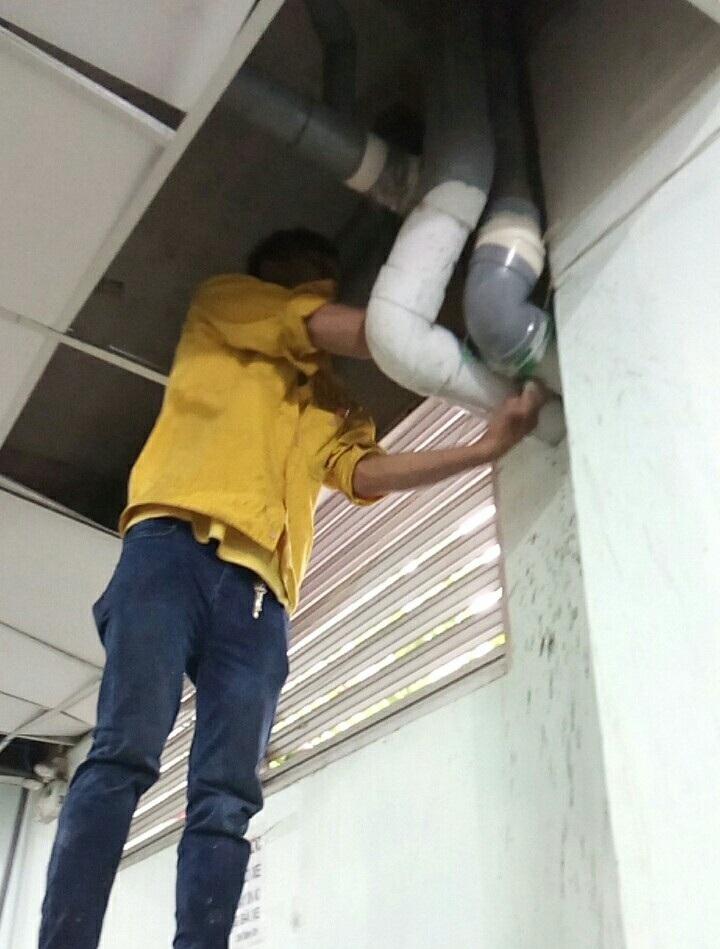 Thợ sửa đường ống nước tại quận Tân Phú