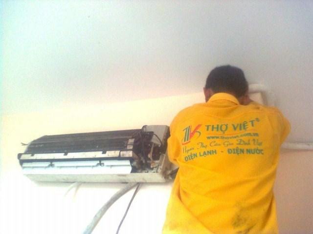 Dịch vụ tháo lắp máy lạnh giá rẻ tại Tp Hồ Chí Minh