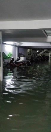 Dịch vụ rút nước tầng hầm chuyên nghiệp