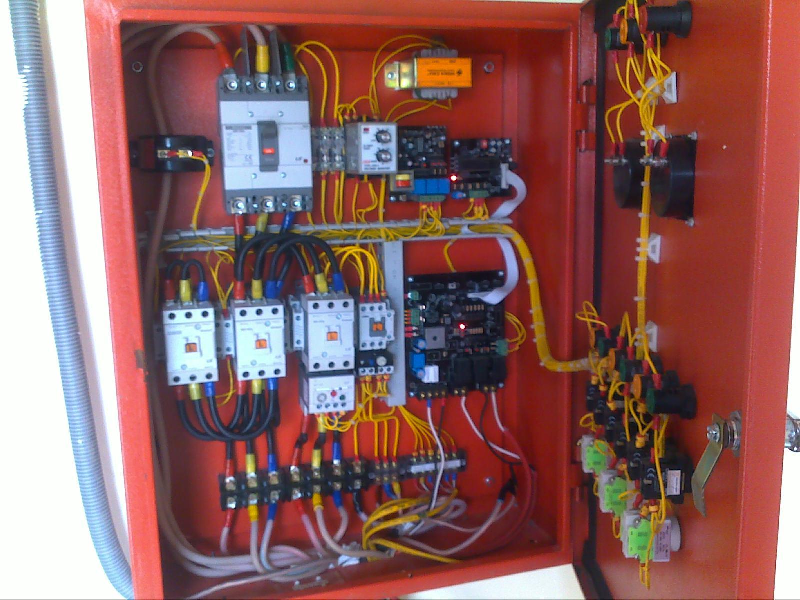 Tủ điện 3 pha chuyên dùng cho nhà máy