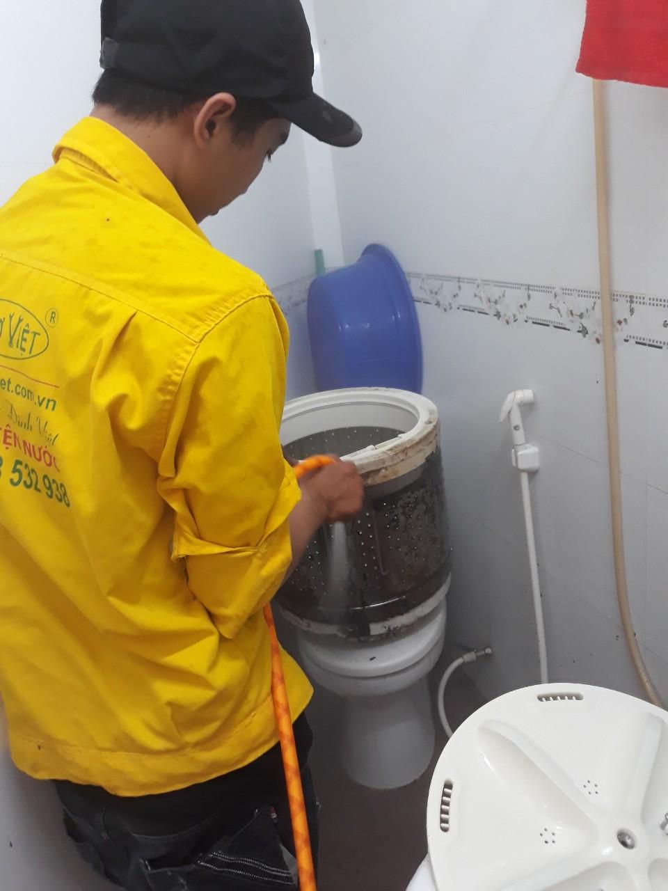 Dịch vụ vệ sinh máy giặt tại nhà giá rẻ, Thợ vệ sinh máy giặt tại nhà