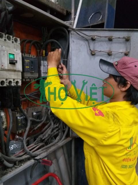Thợ sửa điện 3 pha công nghiệp chuyên nghiệp. dịch vụ sửa chữa điện 3 pha giá rẻ tại TP HCM