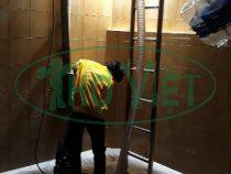 Hình ảnh | Vệ sinh bể nước ngầm KCN Trảng Bàng Tây Ninh