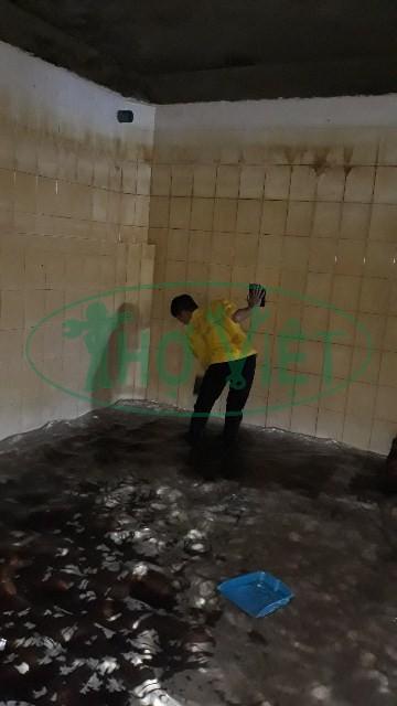 Tây Ninh   vệ sinh bể nước ngầm KCN