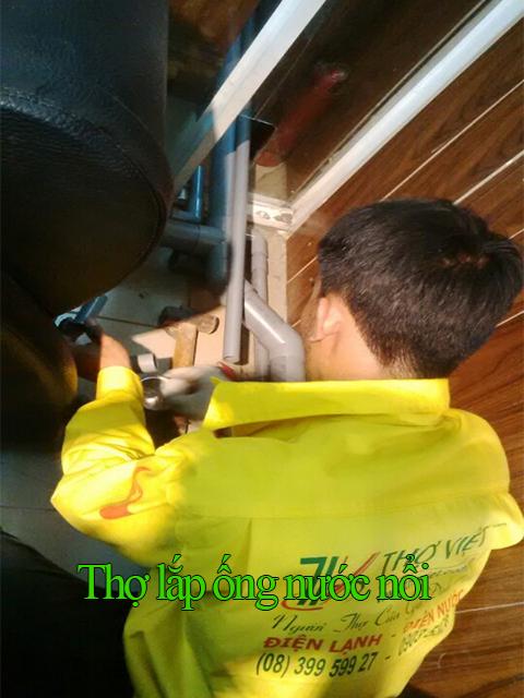 Thợ sửa điện nước, thợ ống nước, thọ dò tìm nước âm, thợ sửa ống nước ngầm