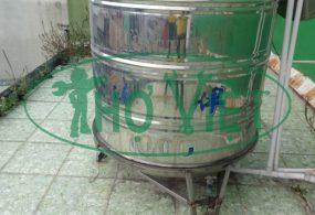Dịch vụ vệ sinh bồn nước quận Tân Phú