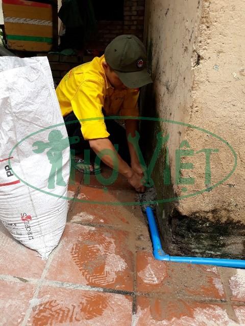 Lắp ống dẫn nước nóng PPR tại Tp HCM