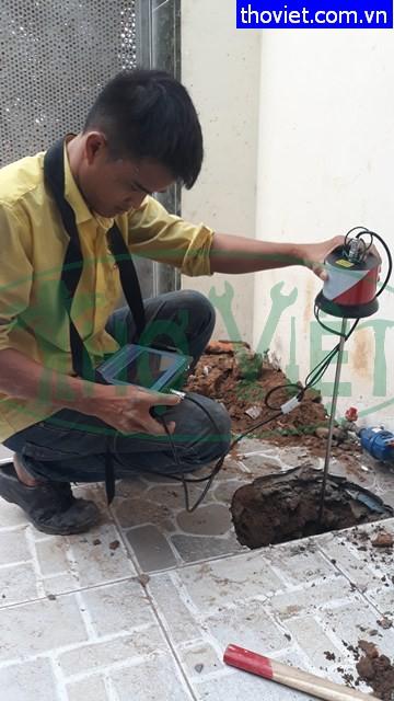 Dò tìm nước âm thất thoát Tại Bình Tân – Tìm kiếm và cách khắc phục