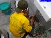 Dò tìm nước âm rò rỉ tại Hóc Môn – Kiểm tra nước âm thất thoát