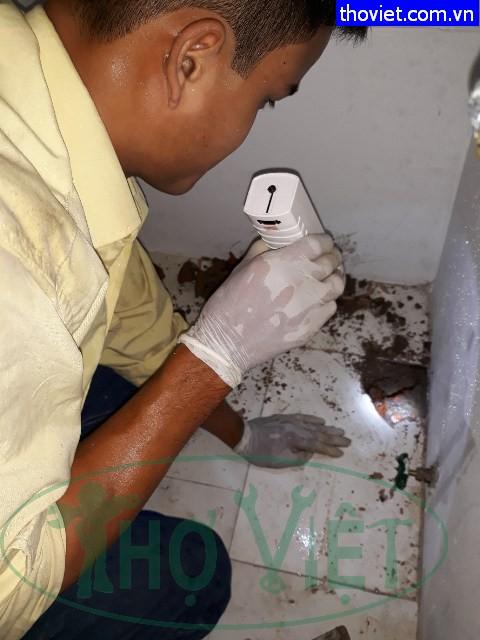 Dò tìm nước âm rò rỉ tại  Quận 2 – Giảm hóa đơn tiền nước