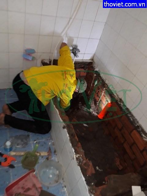 Dò tìm nước âm rò rỉ tại Quận 3- Nhà bạn có bị thất thoát nước vô lý không ?
