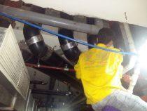 Sửa đường ống nước PPR tại quận Tân Phú