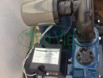 Lắp đặt máy bơm nước tăng áp Panasonic tại quận 12