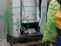 Sửa máy giặt chạy kêu to tại quận Tân Bình