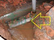 Xử lý vỡ ống nước ngầm – Dịch vụ dò tìm rò rỉ nước ngầm Quận 7
