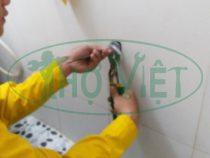 Sửa vòi nước nhà vệ sinh bị gãy tại quận Phú Nhuận