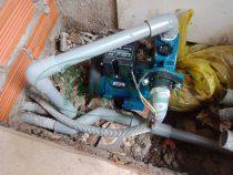 Lắp đặt máy bơm nước đẩy cao tại quận Tân Bình