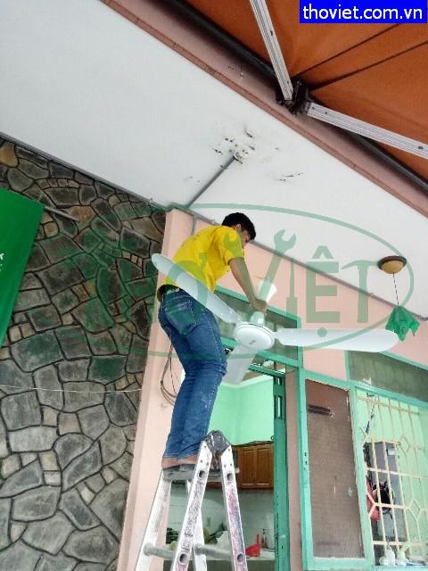 Thợ lắp quạt trần Mỹ Phong Quận Phú Nhuận