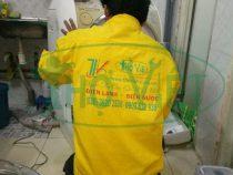 Sửa máy giặt Hitachi hư khóa cửa tại quận 1