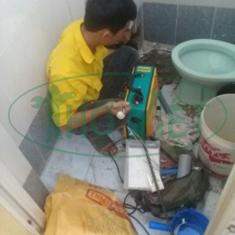 Thông nghẹt đường ống nước Quận Gò Vấp