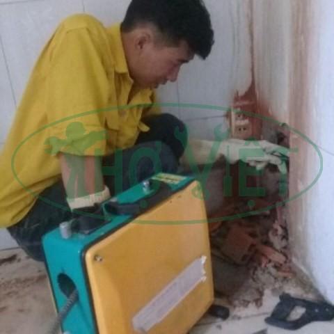 Thông nghẹt đường ống nước Quận Phú Nhuận