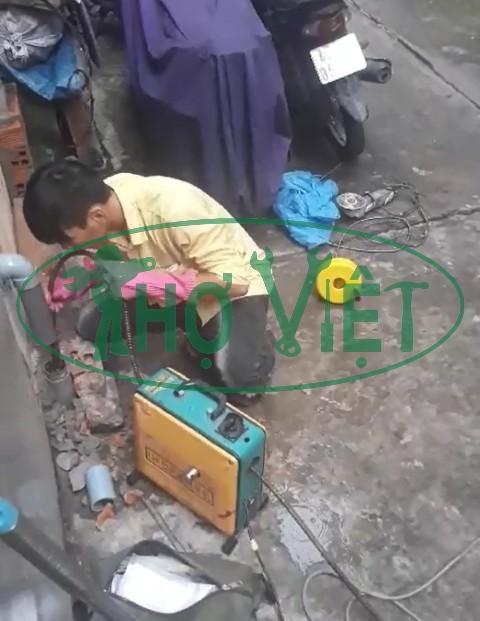 Thông tắc ống thoát nước quận Phú Nhuận