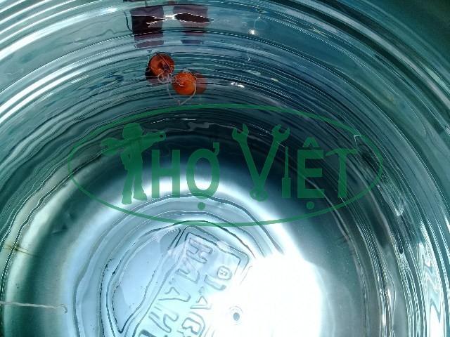 Vệ sinh bồn nước inox quận Phú Nhuận, dịch vu ve sinh bon nuoc inox tai phu nhuan