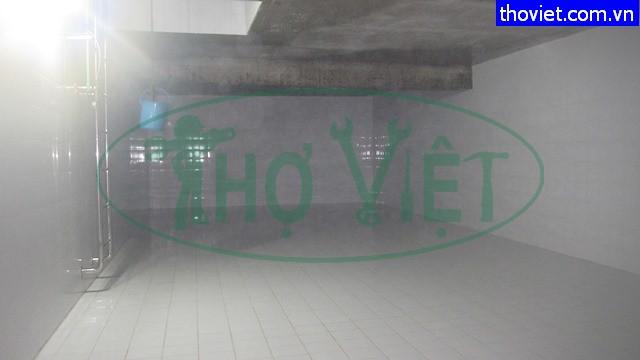 Dịch vụ Vệ sinh bể nước ngầm Tân Phú.