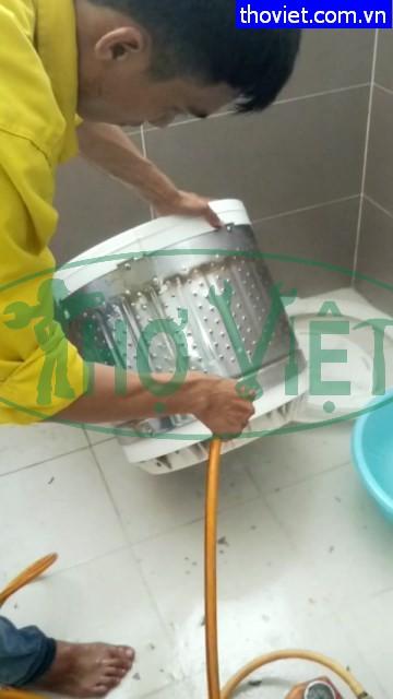Vệ sinh máy giặt – Tiết kiệm điện tại Gò Vấp