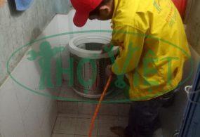 Vệ sinh máy giặt Aqua cửa trên 9kg tại quận Thủ Đức