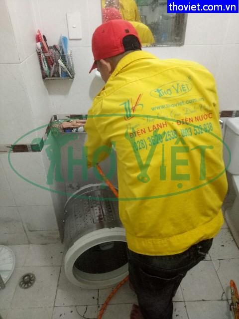 Vệ sinh máy giặt quận 3 – Gia tăng tuổi thọ máy giặt