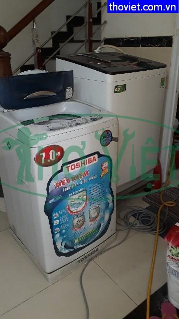 Vệ sinh máy giặt ở quận 4 – Tiết kiệm tiền điện